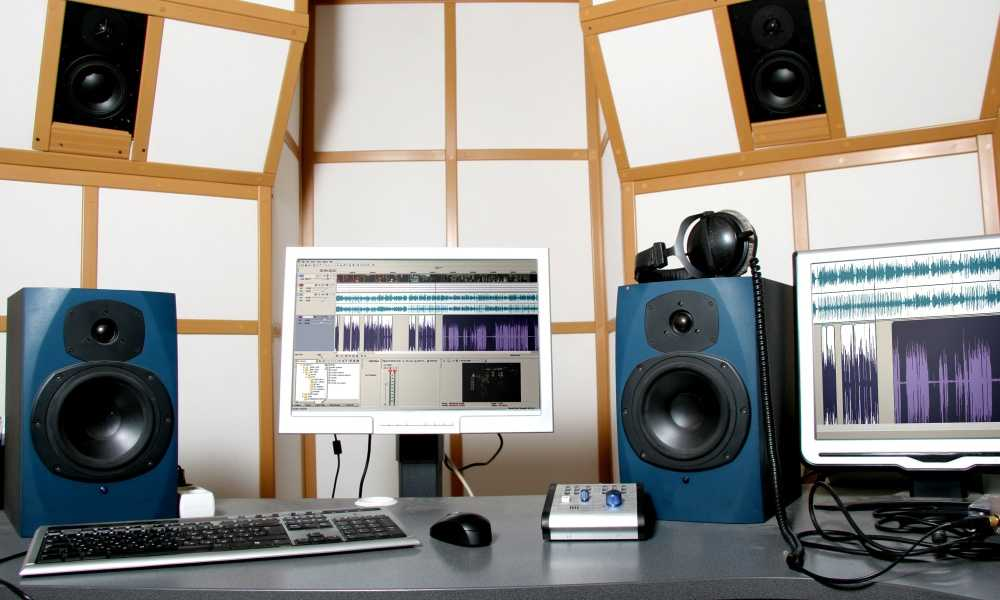 How to Connect Studio Monitors to MAC and Other Studio Setup Basics