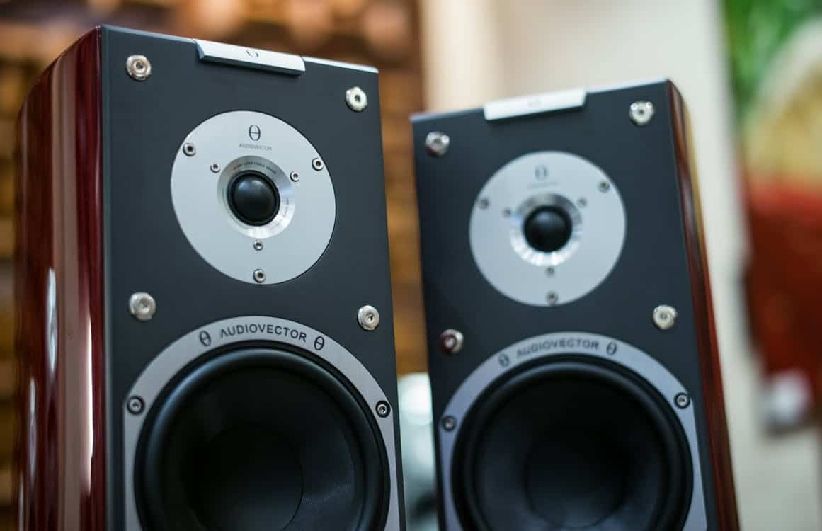 Studio monitors that can be wall mounted